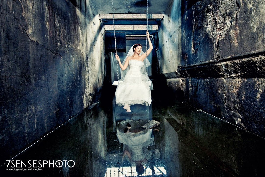 How To Get Beautiful Wedding Photos In An Ugly Location Ispwp