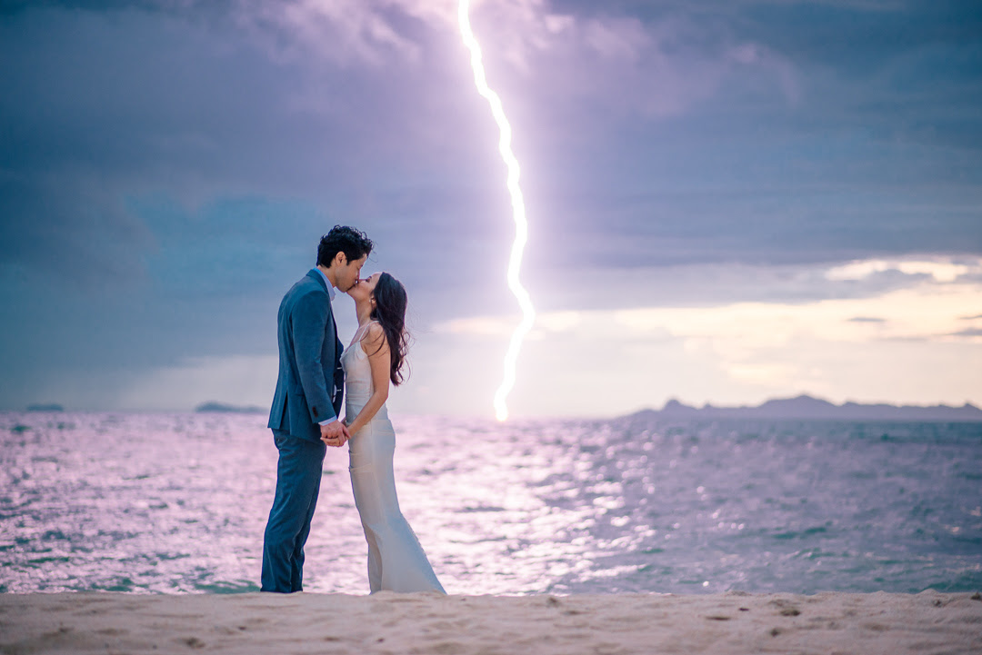 Sarit Chaiwangsa, Thailand wedding photographer