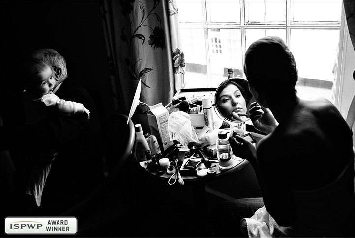 Wedding Photography Contest Winner - 1st Place: GETTING READY - IAN JOHNSON PHOTO