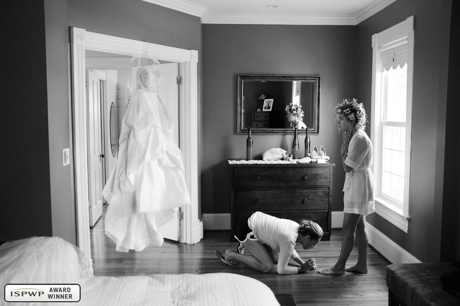 Wedding Photography Contest Winner - 1st Place: GETTING READY - Jason Keefer Photography