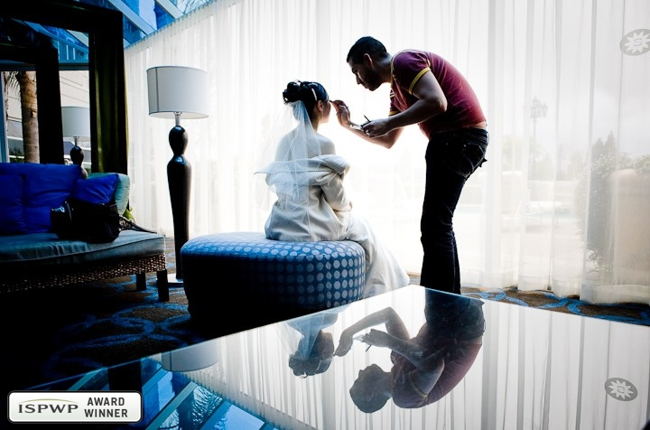 Wedding Photography Contest Winner - 1st Place: GETTING READY - Marcel & Meher Siegle Photography