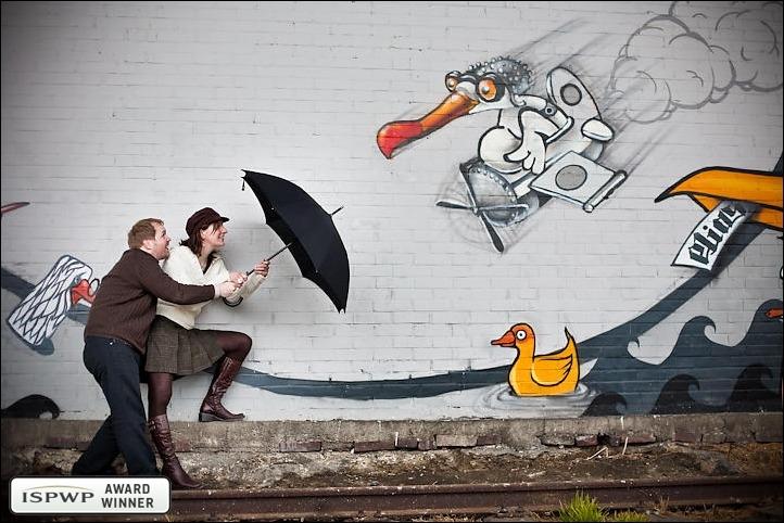 Düsseldorf, Germany Wedding Photographer - Yvonne Zemke
