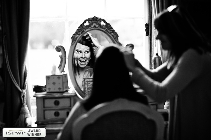 Wedding Photography Contest Winner - 1st Place: GETTING READY - Mark Wallis Photography