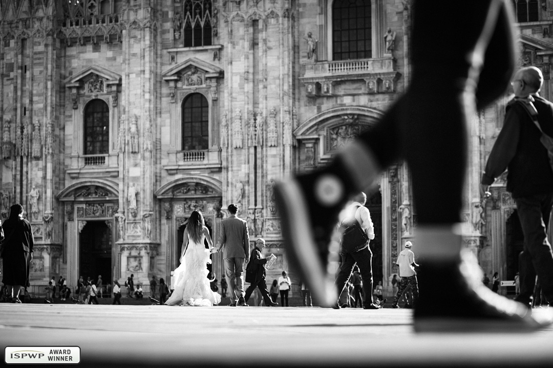 Milan, Italy  Wedding Photographer - Franco Milani Photographer