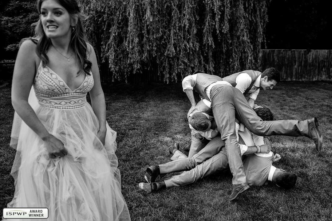 Rich Howman, London, United Kingdom wedding photographer