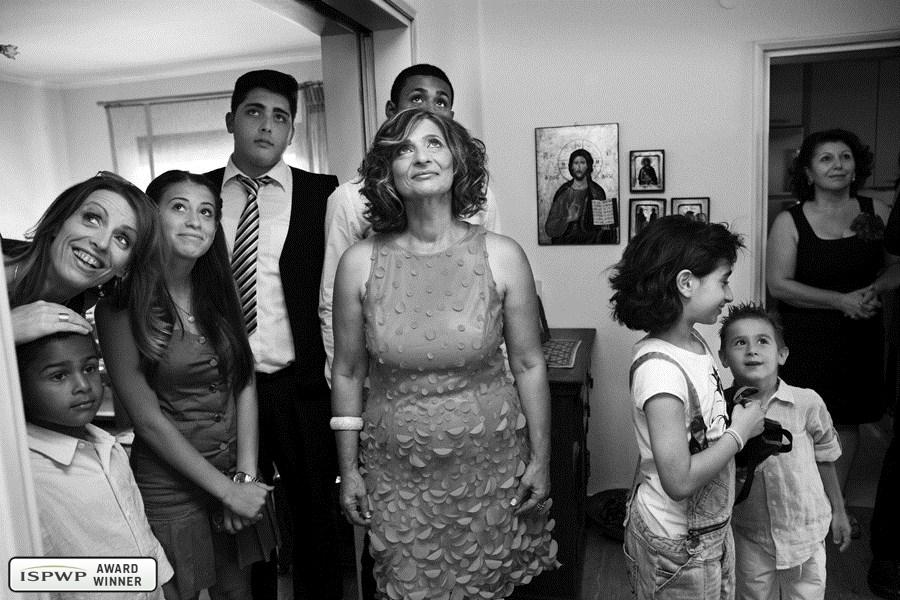 Thessaloniki, Greece Wedding Photographer - panic eye