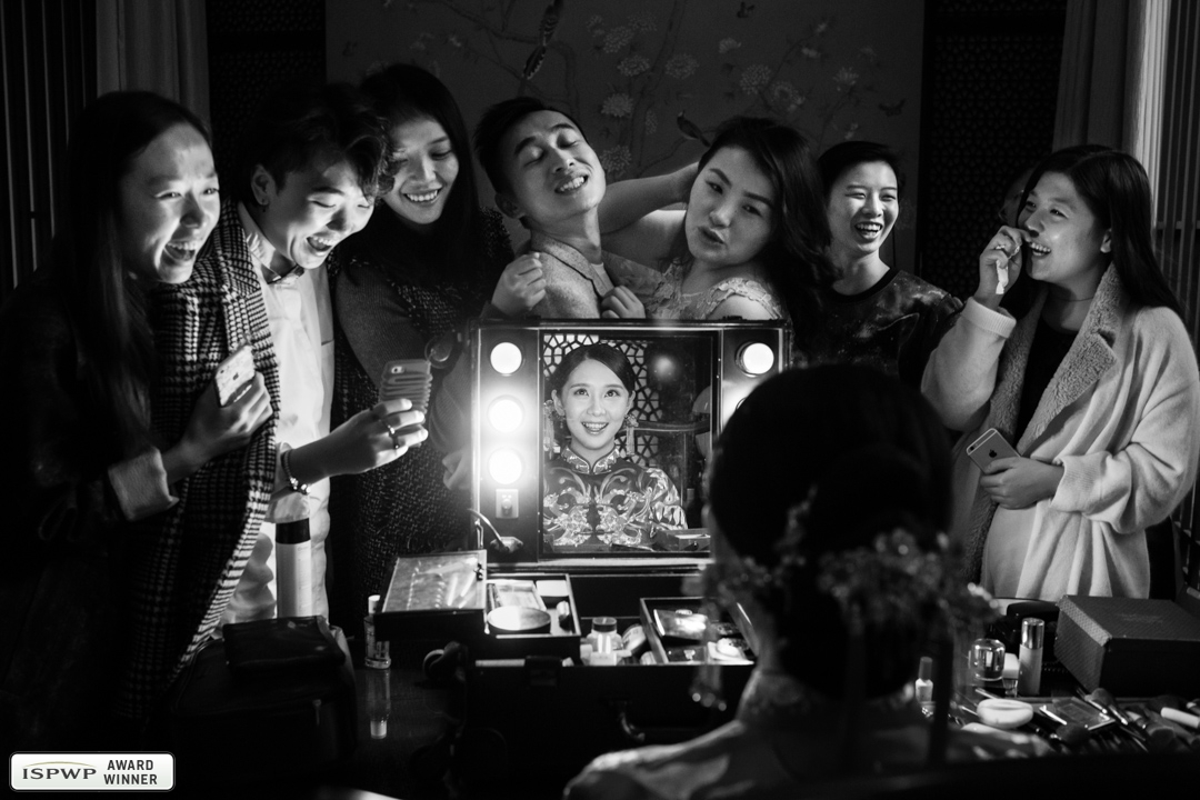 Wedding Photography Contest Winner - 1st Place: Getting Ready - Mango Photo