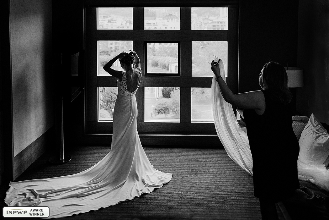 Wedding Photography Contest Winner - 1st Place: Getting Ready - Monika Zaldo Photography