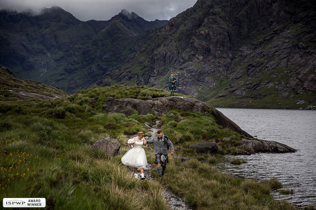 Scottish Highlands, Scotland Wedding Photographer - Lynne Kennedy Photography