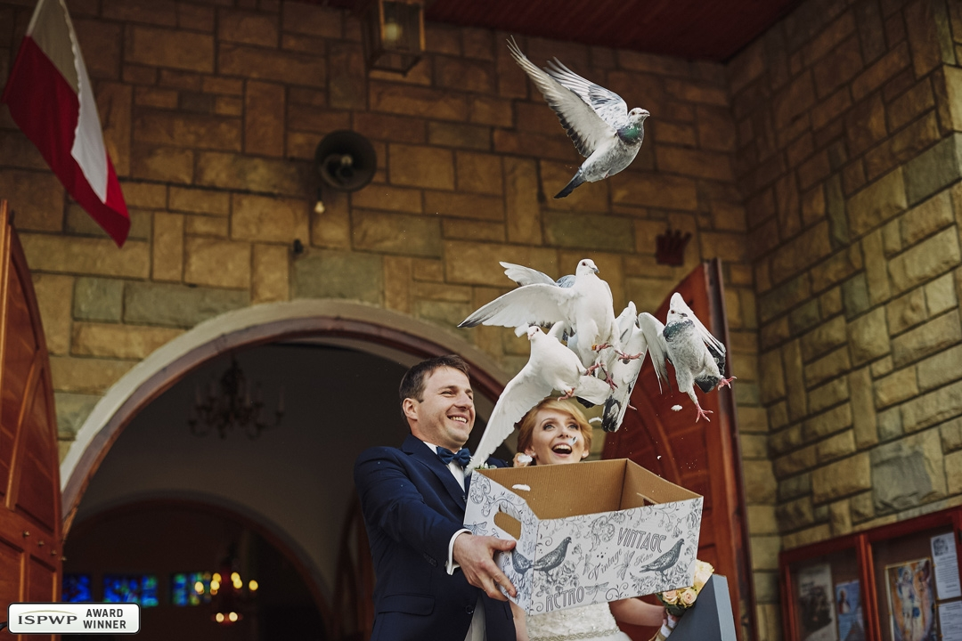 Krakow, Poland Wedding Photographer - Michal Drako Bachulski