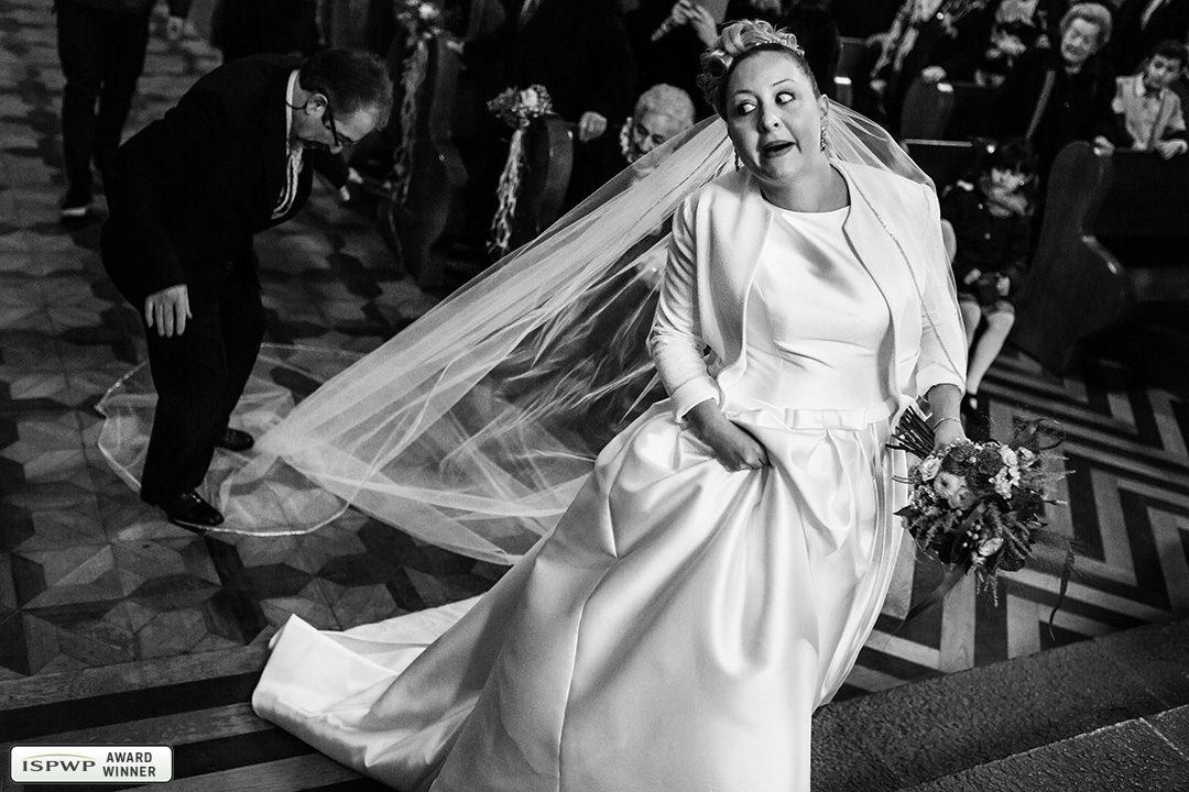 ISPWP Wedding Photography Contest - The Decisive Moment, by Carlos Santanatalia, Zaragoza, Spain