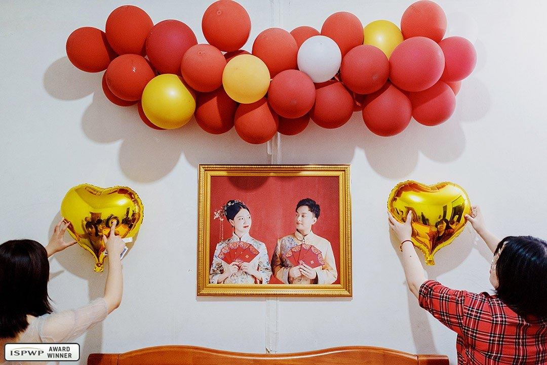 Kai Xiao, Sanming, Fujian, China wedding photographer