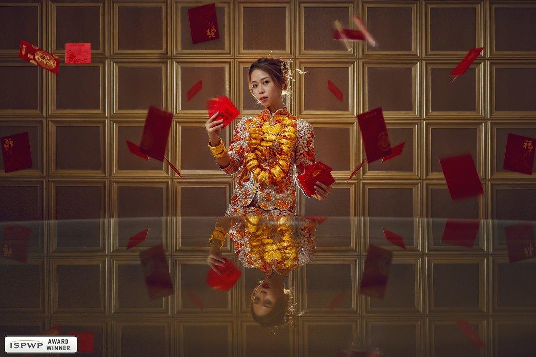 HuaJian He, Canton, China wedding photographer
