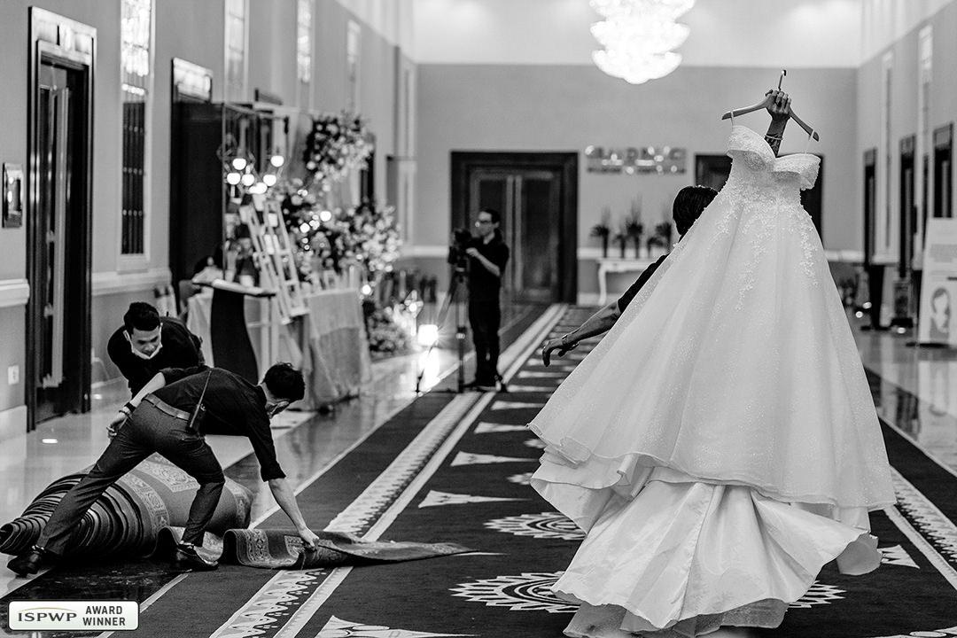 Che Hoang Huy, Ho Chi Minh City, Vietnam wedding photographer