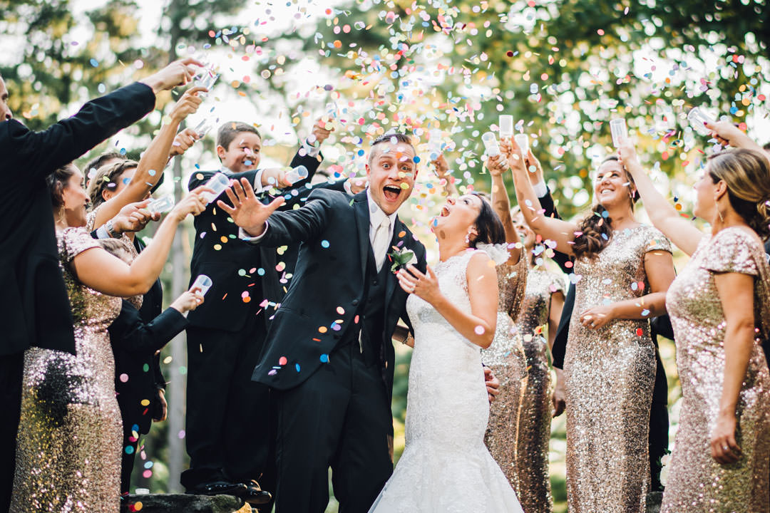 how wedding day timelines can affect your wedding photos
