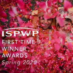 International Society of Wedding Photographers blog - ISPWP Spring 2020 Wedding Photography Contest First Time Winner Awards