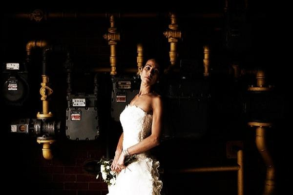 Wedding photography contests - Fall 2008 - 14th Place, Mike Dickson Studios