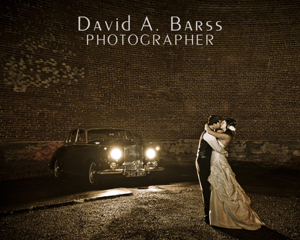 Wedding photography contests - Winter 2008 - 3rd Place, David A. Barss, Photographer