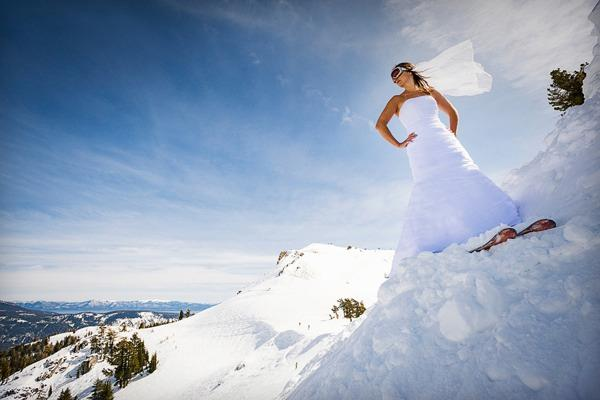 Lake Tahoe, California, United States Wedding Photographer - Photography By Monique