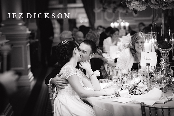 Top rated wedding photographers: Jez Dickson