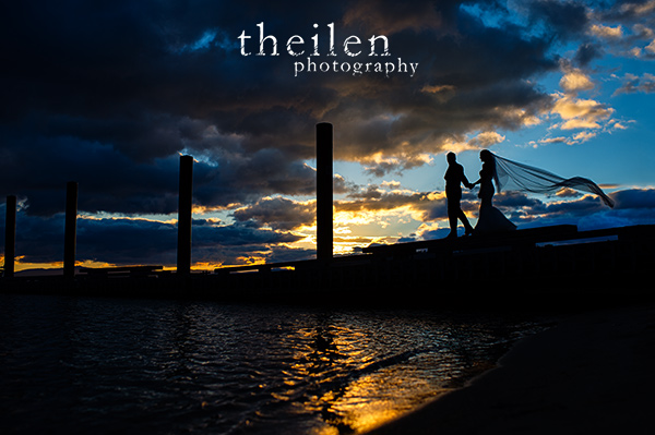 Top rated wedding photographers: Theilen Photography