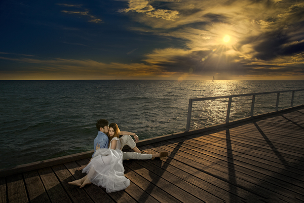 Wedding photography contests - Summer 2013 - 19th Place, Cloverimage