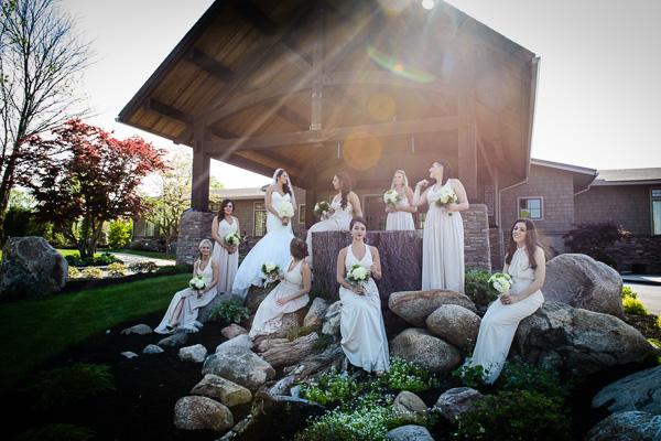 Top rated wedding photographers: John Larkin Photography