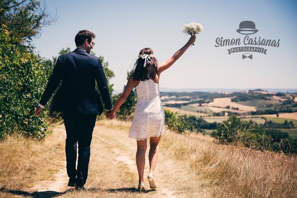 Paris, France Wedding Photographer - Simon Cassanas Photographie