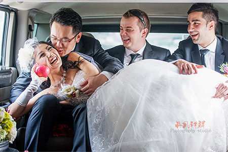 Best wedding photographers in Taiwan: Lao Song