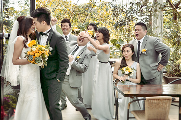 Best wedding photographers in Taiwan: Johnny OuYang Photography
