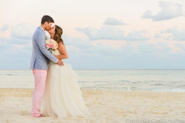 Cancun, Mexico Wedding Photographer - Photos In Cancun