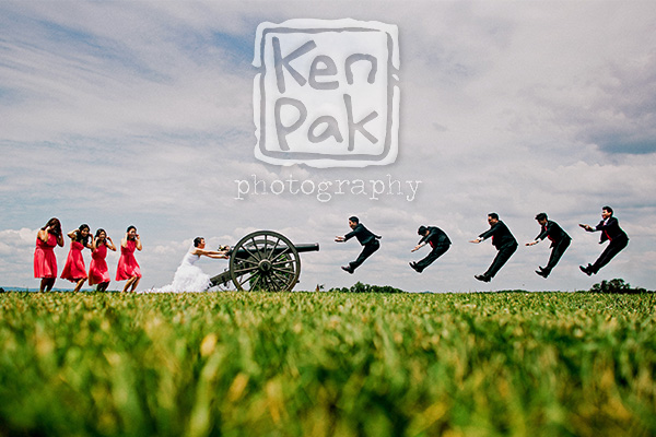 Best wedding photographers in Washington: Ken Pak Photography
