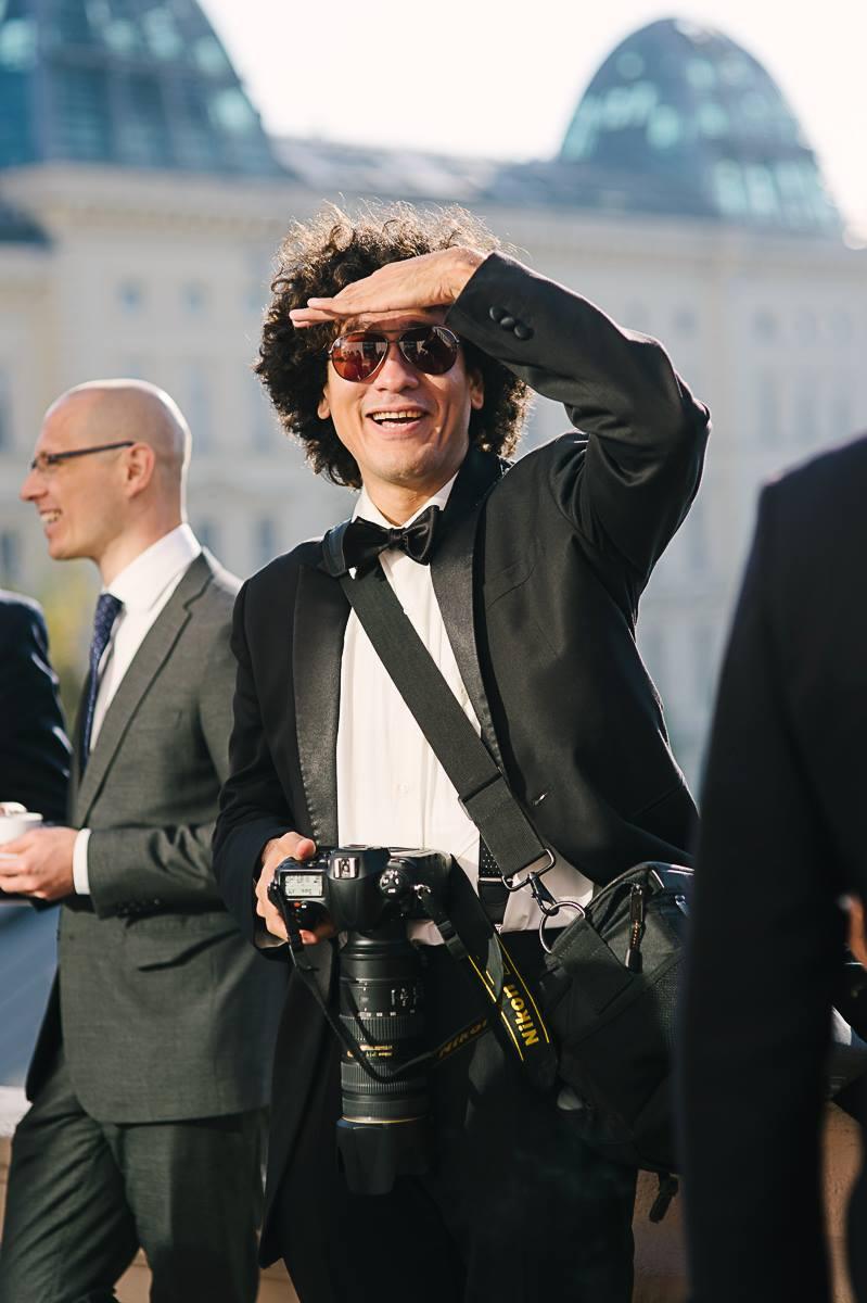 Vienna, Austria Wedding Photographer - Leonardo Ramirez Photography