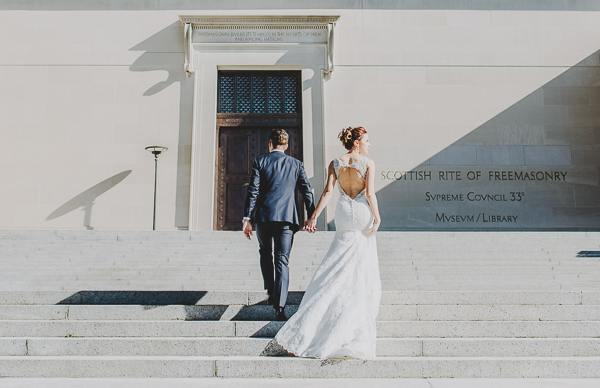 Best wedding photographers in Washington: L Hewitt Photography