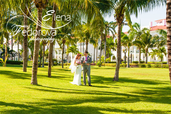 Playa del Carmen, Riviera Maya, Mexico Wedding Photographer - Elena Fedorova Photography