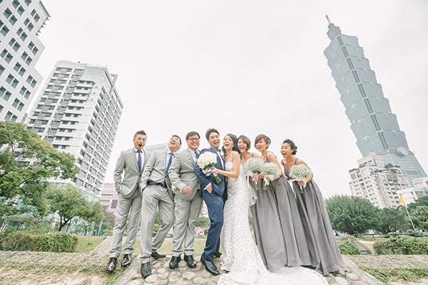 Taipei, Taiwan Wedding Photographer - MIKE.C STUDIO
