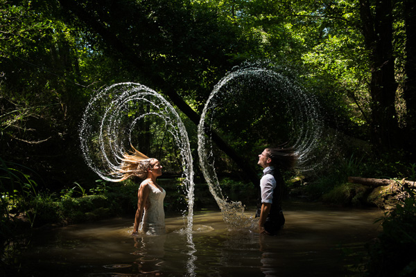 Best wedding photographers in spain: Wolf photographers