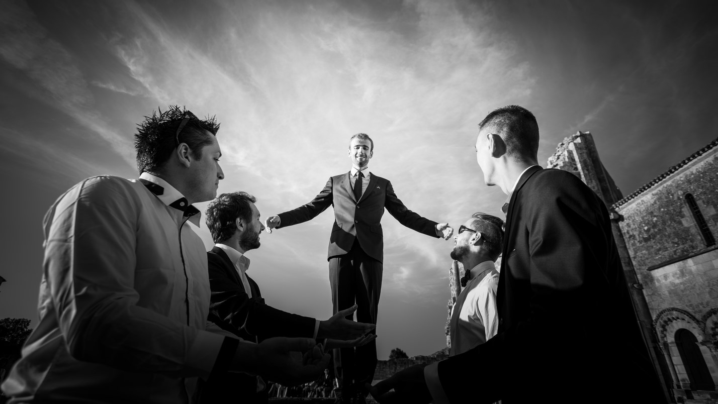 La Rochelle Wedding Photographer - Un Simple Instant - Thomas Goujon