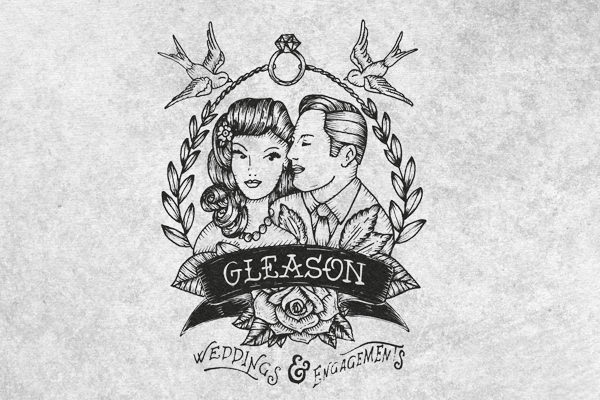 Top rated wedding photographers: Gleason Photography