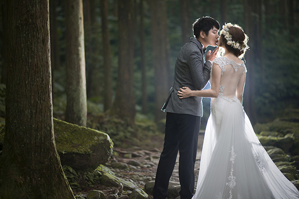 Best wedding photographers in Taiwan: Munich Photography Studio