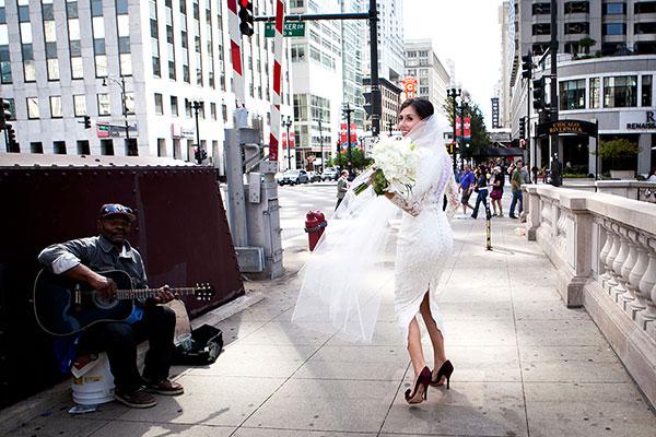 Chicago Wedding Photographer - Heather DeCamp Photography