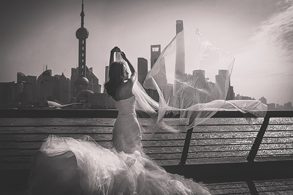 Best wedding photographers in Taiwan: KENSTUDIO
