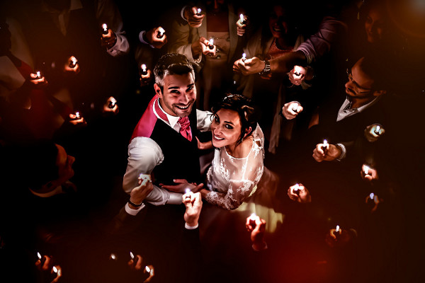 Bordeaux, France Wedding Photographer - Franck PETIT Photography