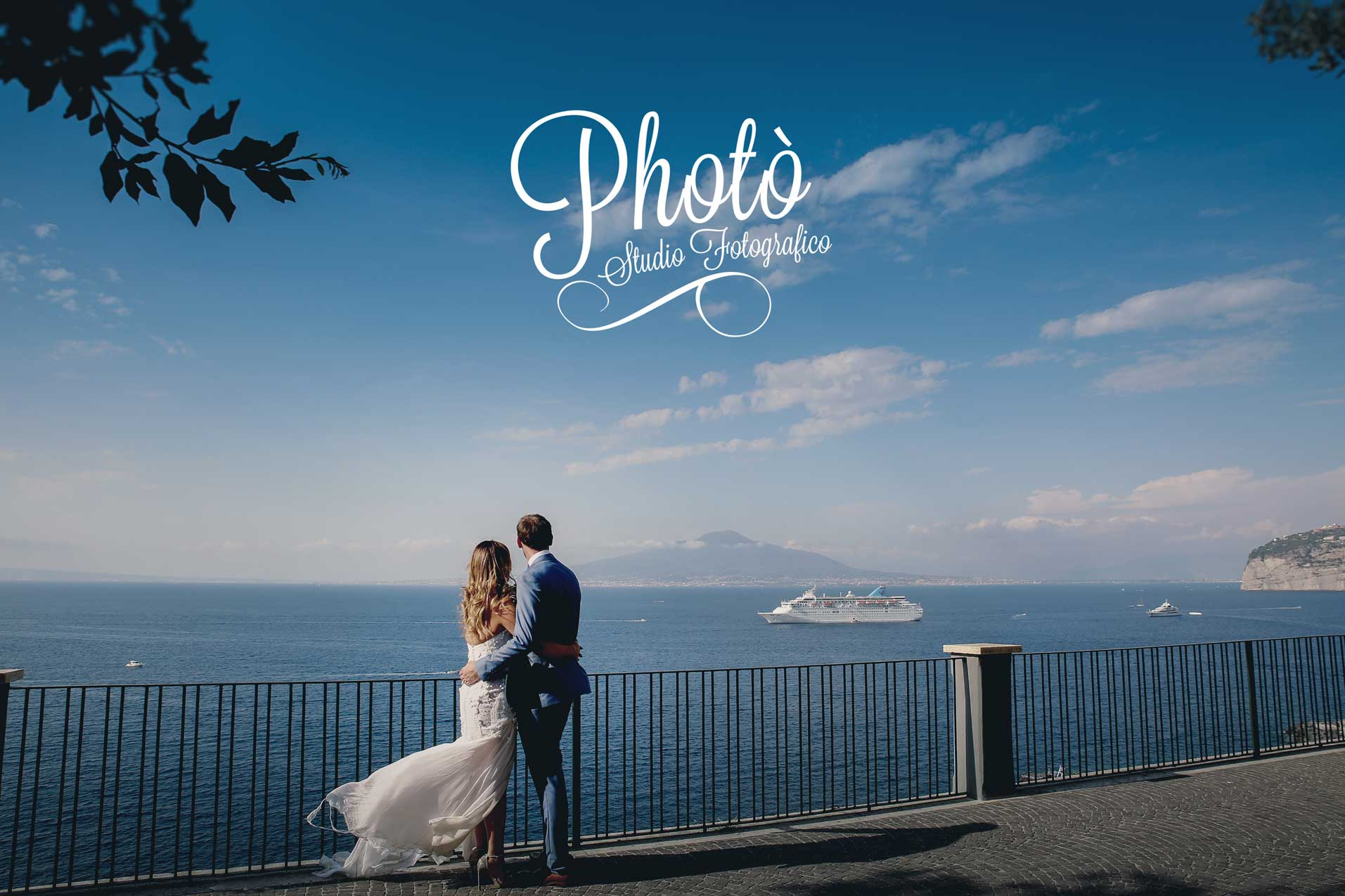 Amalfi Coast, Italy Wedding Photographer - Photò Studio Fotografico