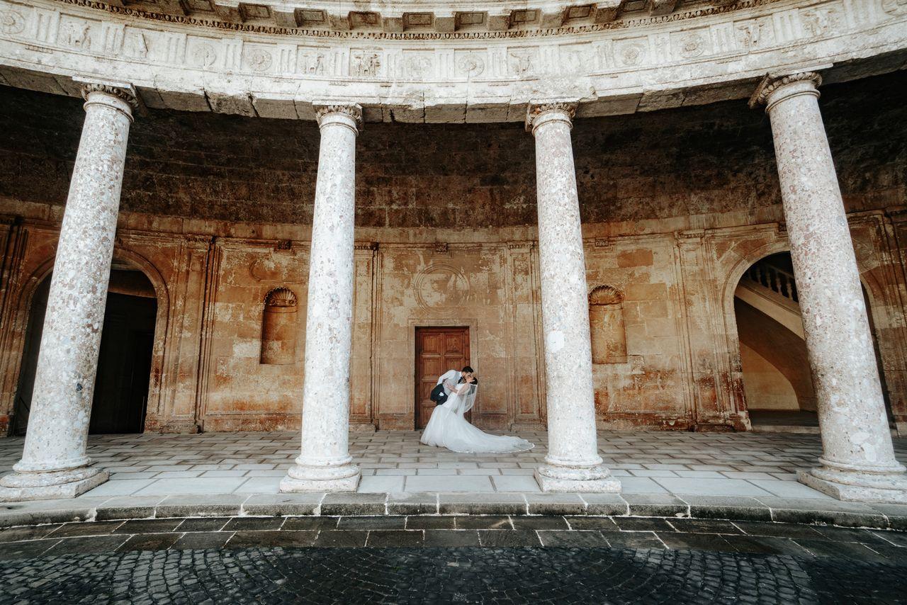 Granada, Spain Wedding Photographer - WedFotoNet