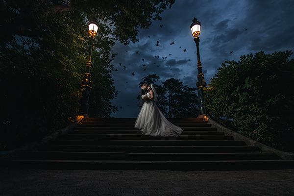 Wedding photography contests - Winter 2018 - 9th Place, Olivier Fréchard Studio