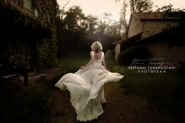 Top rated wedding photographers: Stefano Torreggiani
