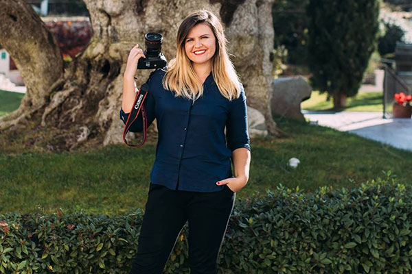 Best wedding photographers in france: Uliana Yarets