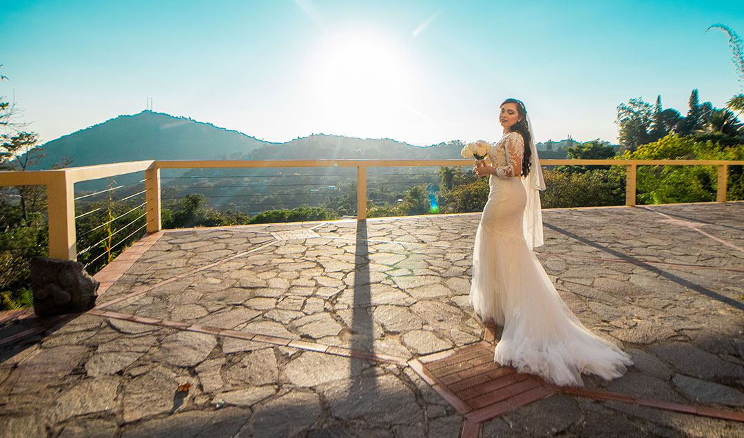 San Salvador, El Salvador Wedding Photographer - Eventum