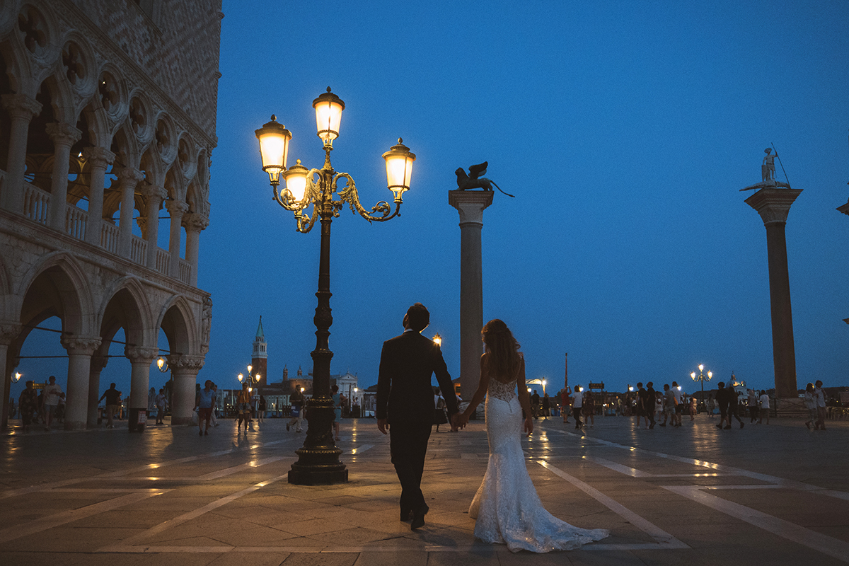 Venice, Italy Wedding Photographer - Octavian Micleusanu